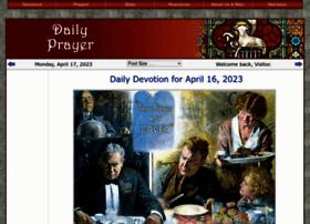 dailyprayer.us
