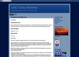 dailyreadingdevotional.blogspot.com