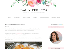 dailyrebecca.com