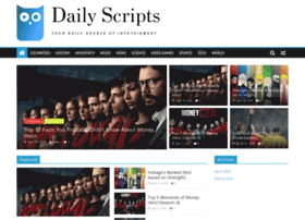 dailyscripts.net