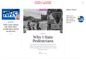 Dailyshame.co.uk