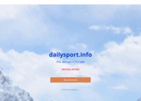 dailysport.info