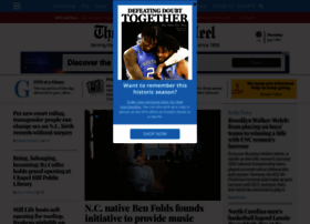 dailytarheel.com