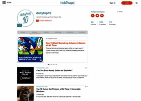 dailytop10.hubpages.com