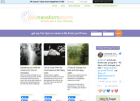 dailytransformations.com