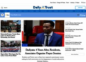 dailytrust.com.ng