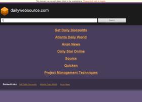 dailywebsource.com