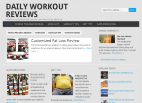 dailyworkoutreviews.com