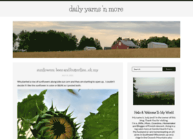 dailyyarnsnmore.com