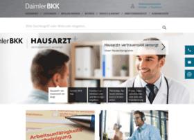 daimler-betriebskrankenkasse.com