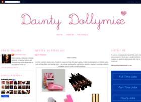 daintydollymix.com