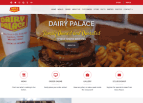 dairypalace.com