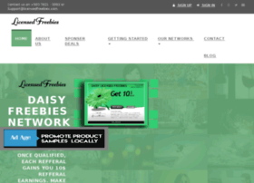 daisy.licensedfreebies.com
