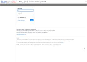 daisyprod.service-now.com