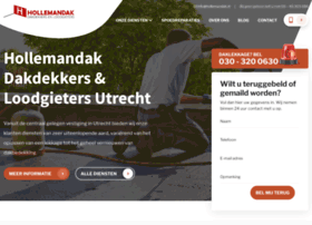 dakdekkers-utrecht.nl