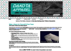 dakotaappareldesigns.com