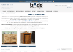 dakotafurniture.co.uk