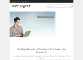 daktilograf.com