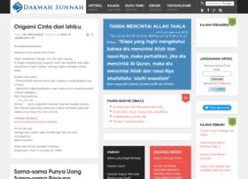 dakwahsunnah.com