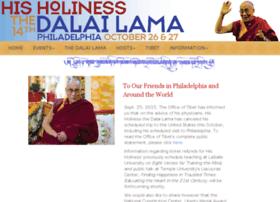 dalailamaphilly.org