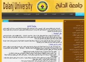 dalanjuniversity.edu.sd