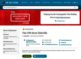 daleville-va-4459.theupsstorelocal.com