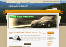 dallas-auto-quote.weebly.com