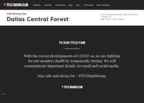 dallas-centralforest.titleboxingclub.com