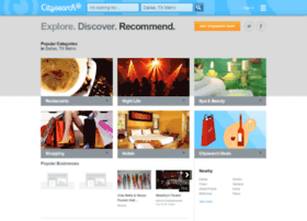 dallas.citysearch.com