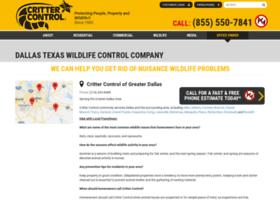 dallas.crittercontrol.com