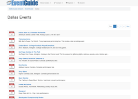 dallas.eventguide.com