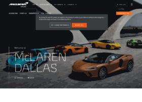 dallas.mclaren.com
