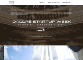 dallas.startupweek.co
