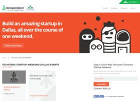 dallas.startupweekend.org