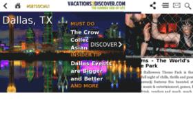 dallas.vacations2discover.com