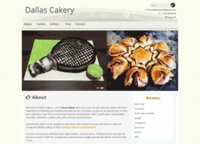 dallascakery.com