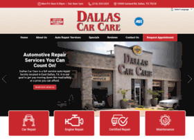 dallascarcare.com