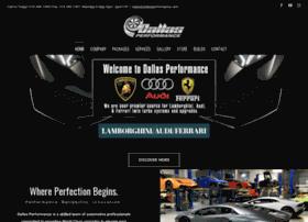 dallasperformance.com