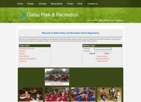 Dallasrectrac.org