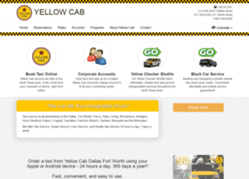 dallasyellowcab.com