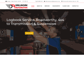 dallmoreautomotive.com.au