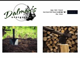 dalmansevergreens.com