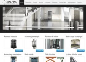 dalmas-ascenseurs.com