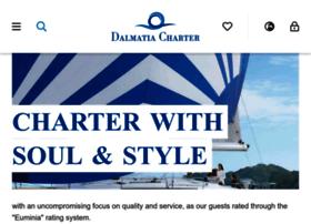 dalmatiacharter.com