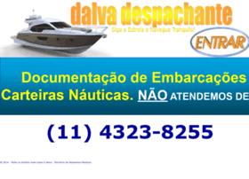 dalvadespachantenautico.com.br