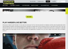 damagecontrolmouthguards.com