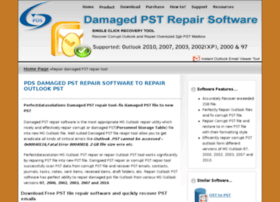 damaged.pstrepairsoftware.com