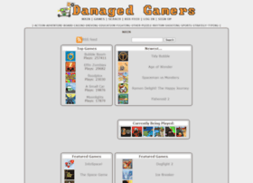 damagedgamers.com