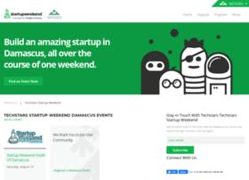 damascus.startupweekend.org