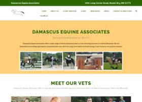 damascusequine.com